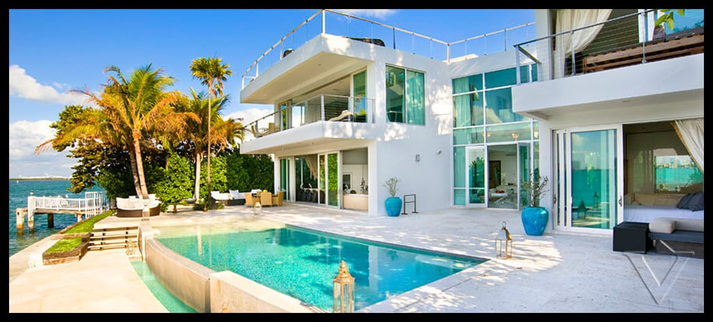 South Miami Beach Party House For Rent