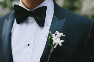 The Ten Commandments of Black Tie