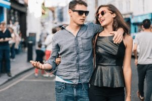 The Perfect Engagement Ring Shopping Partner