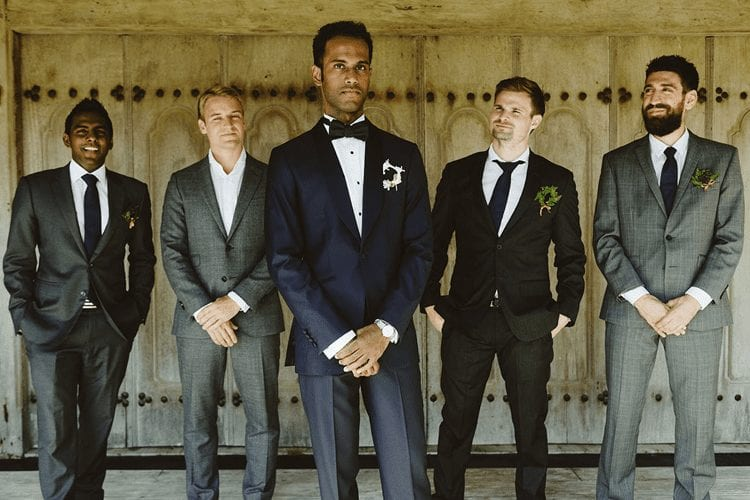 8 Rules To Looking Sharp At Your Wedding