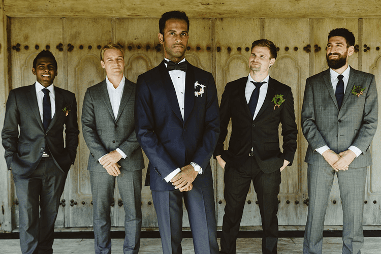 The Wedding Suit: How To Choose The Groom\'s Look