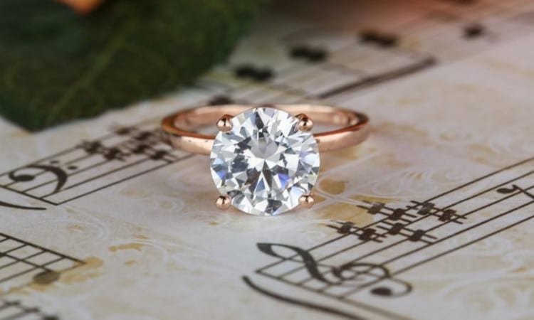 The 10 Best Solitaire Engagement Rings The Plunge