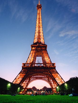 BEST EIFFEL TOWER VIEWS