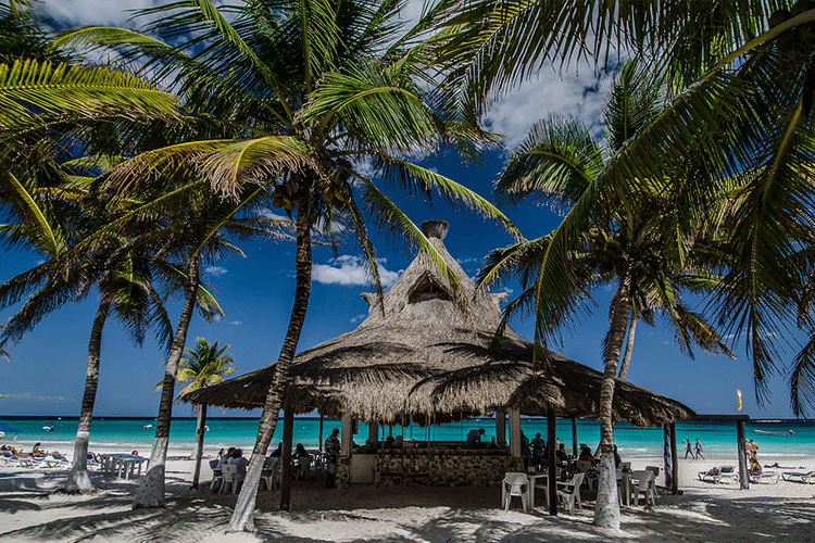 Nestled On Playa Paraiso Ranked As The Best Beach In Mexico Paraíso Club Is Renowned For Its Picturesque Setting Charming Ambiance