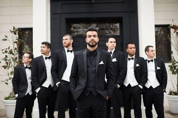 85f926d6d01e Squad Goals: Formal Wear For Your Groomsmen