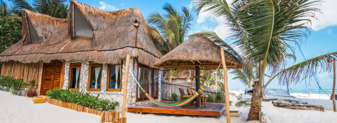 The 5 Best Beachfront Rooms In Tulum The Plunge