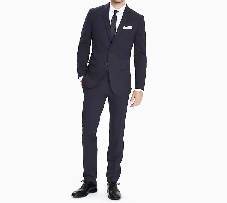 Best Navy Suits For A Wedding | The Plunge