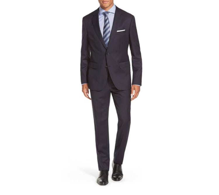 Best Navy Suits For A Wedding The Plunge