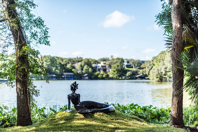 Betty and Edward Marcus Sculpture Garden