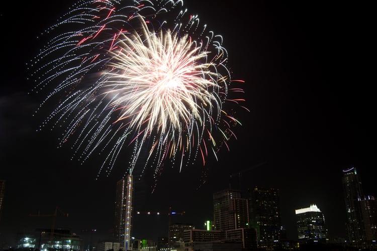 HEB Austin Symphony July 4th Concert & Fireworks