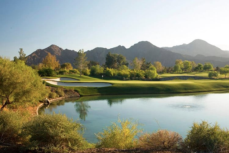 Bachelor party golf in Palm Springs