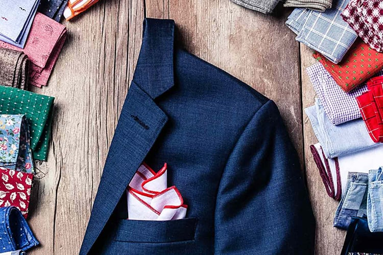 How To Fold A Pocket Square The Plunge