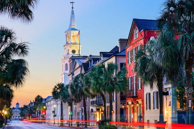 Charleston South Carolina Bachelor Party The Plunge