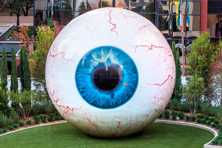 Dallas Bachelor Party - The Dallas Eyeball