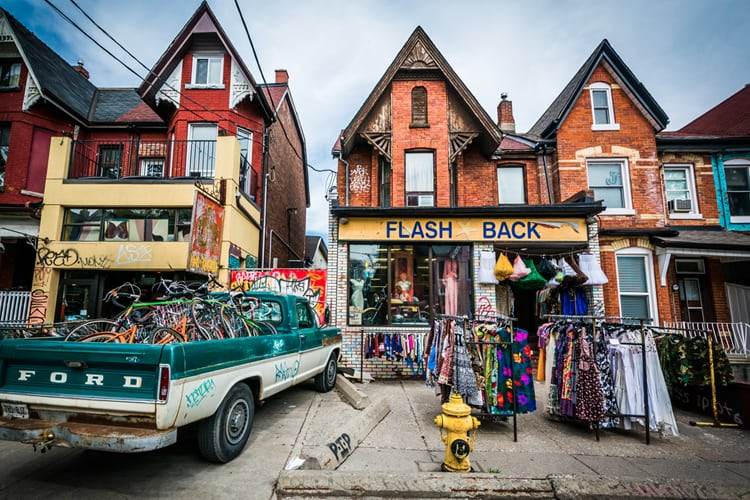 Toronto Bachelor Party - A look at Kensington Market