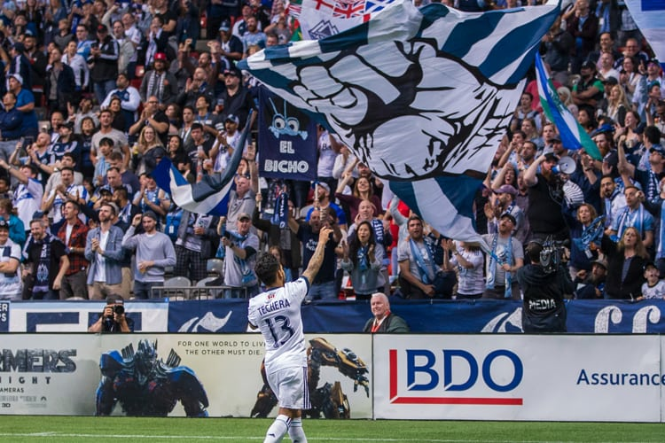 Vancouver Bachelor Party - Whitecaps soccer