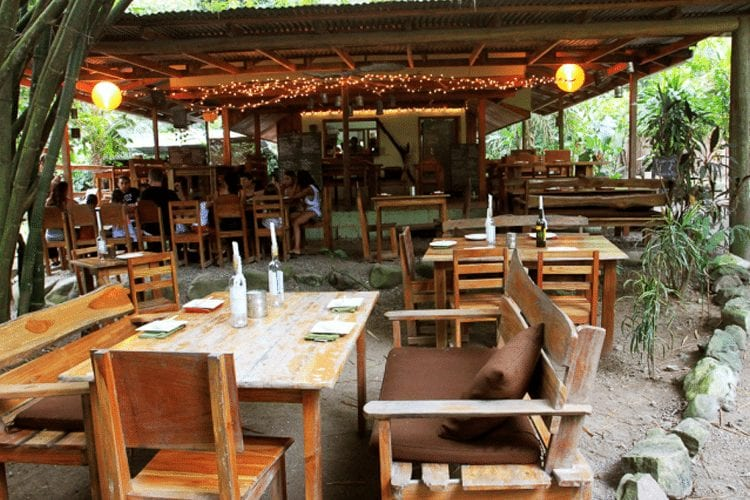 Best Honeymoon Restaurants in Costa RIca - Koji's restaurant