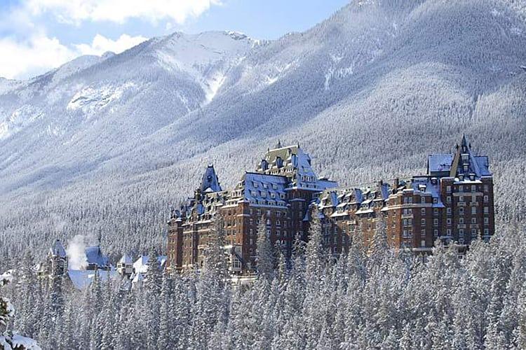 Haunted Honeymoon - Canadian hotel