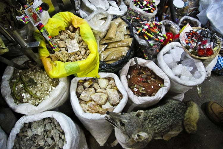 Haunted Honeymoon - Magic Witches' Market in Peru