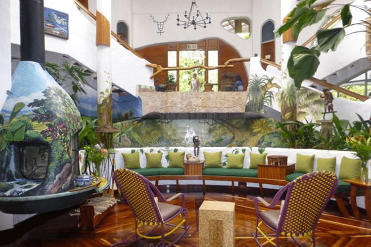 Romantic Honeymoon Activities in Costa RIca - Finca Rosa Blanca Tour