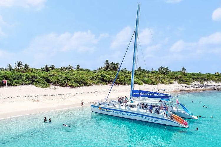 Puerto Rico Bachelor Party - Sunset sail tour