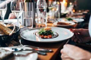 Everything You Need To Know: Food And Drink At The Reception