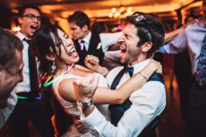 The Reception Rituals That Need Music