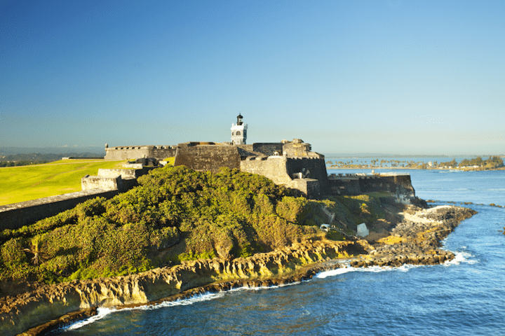 Best Honeymoon Destinations - San Juan Aerial View