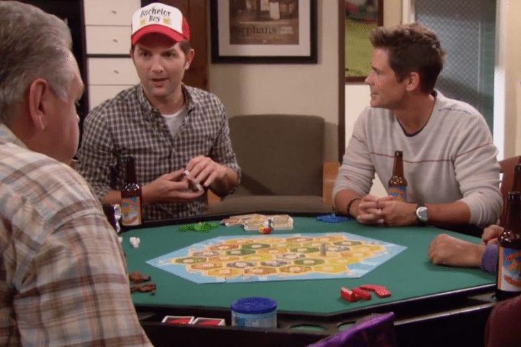 Party gambling laser game evolution