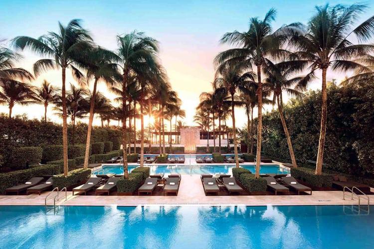 Miami Honeymoon Guide - Setai Oceanfront Hotel