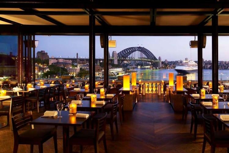 Australian Honeymoon Guide - Australian Resturant