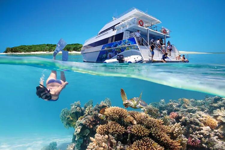 Australian Honeymoon Guide - Great Barrier Reef