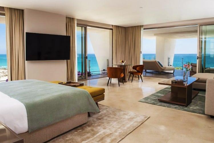 Cabo Honeymoon Guide - Cabo grand Velas Los Cabos Hotel suite