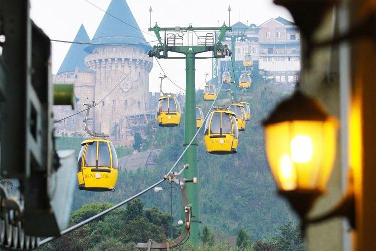 Vietnam Honeymoon Guide - Ba Na Hills