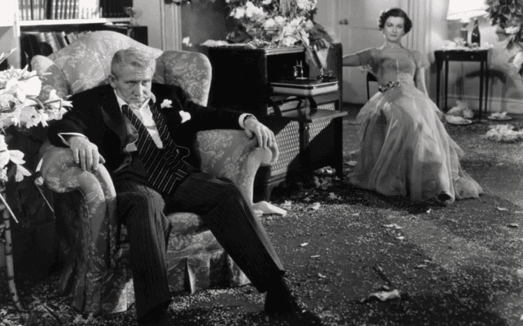 Spencer Tracy in the 1951 film Father of the Bride