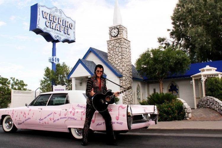 Quickie Weddings In Las Vegas The Plunge