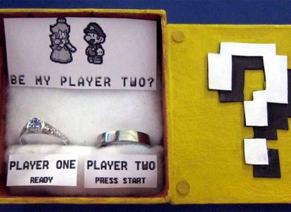 The Super Mario Proposal