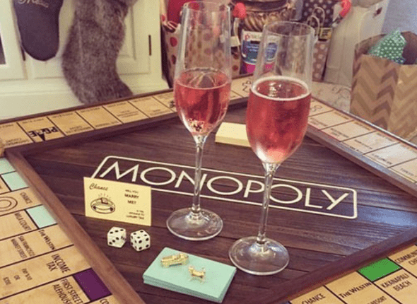 The Custom Monopoly Board Proposal