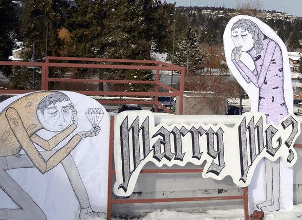 The Street Art Proposal