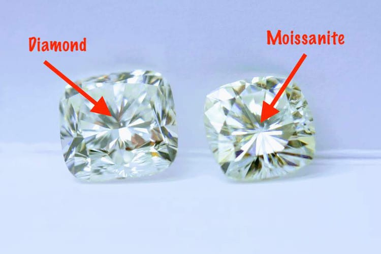 A Buyer's Guide To Moissanite Rings | The Plunge