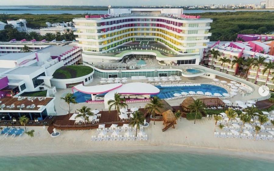 Spring party cancun hotels break Top Cancun