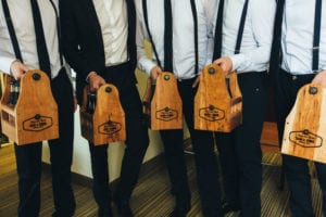 Groomsmen Gifts: Monogrammed and Personalized Items