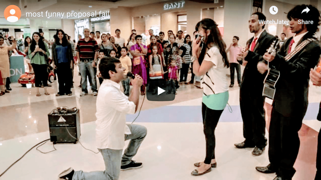 The 11 Funniest Proposal Videos