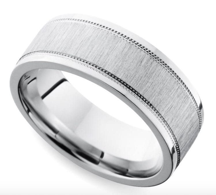 Step Ring for Men