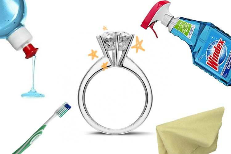 Protected: How (and Why) to Clean Engagement Rings and Wedding Bands