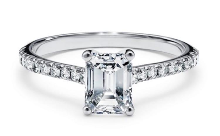 Tiffany-ring