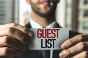 Here's the Spreadsheet You Need to Manage a Wedding Guest List